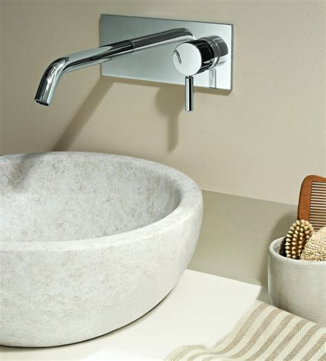 wall bathroom faucet wall mount faucet with modern shape and design traba homes