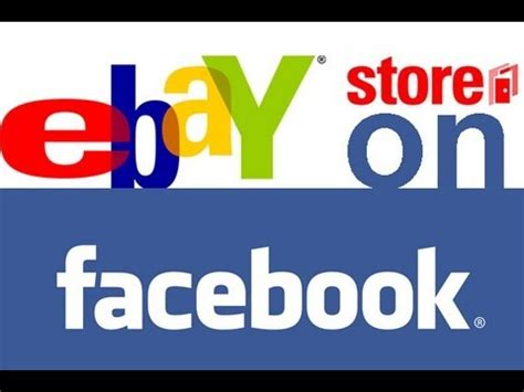 ebay warehouse how to set up your ebay store to sell on facebook page for
