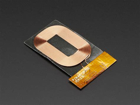 Universal Qi Wireless Receiver Module ID: 1901   $14.95 : Adafruit Industries, Unique & fun DIY