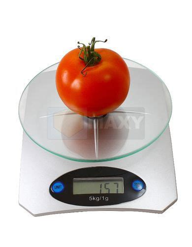 Kusuma 5 Maxy 1 electronic kitchen scale 5kg 1g categories house and garden scales