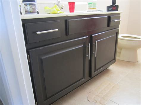 non wood kitchen cabinets painting non wood bathroom cabinets home everydayentropy com