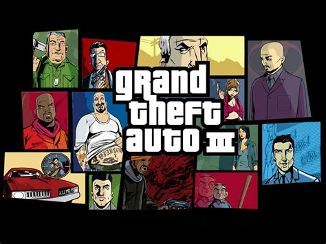 Grandtheft Auto 3 by Grand Theft Auto 3 Free