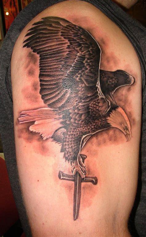 bald eagle tattoo designs 30 awesome eagle designs eagle tattoos bald