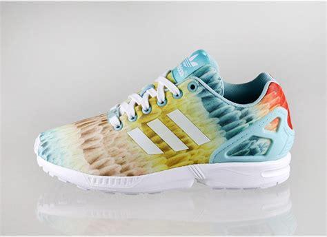 Adidas Rainbow adidas zx flux rainbow feather sneaker bar detroit