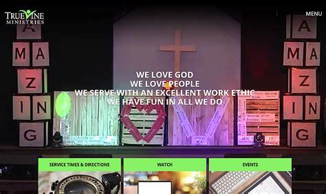 true vine ministries church