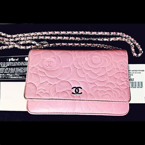 Cccnkkk Pink Chain Leather 100 Authentic 1000 images about my posh picks on shoes