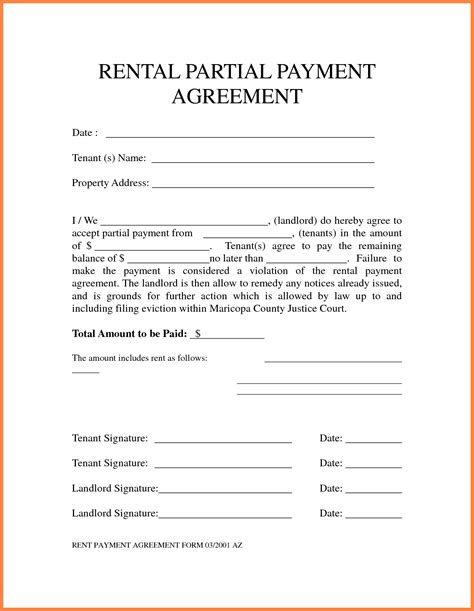 loan repayment form template payments revenue service autos post