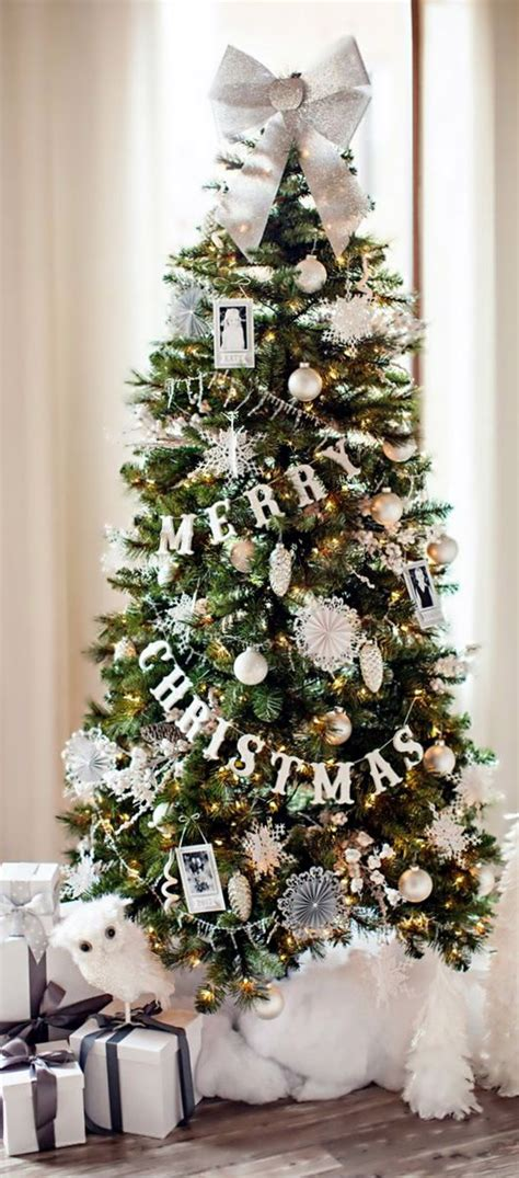 40 christmas tree decorating ideas