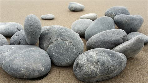 with stones free photo basalt stones sand rocks free image on