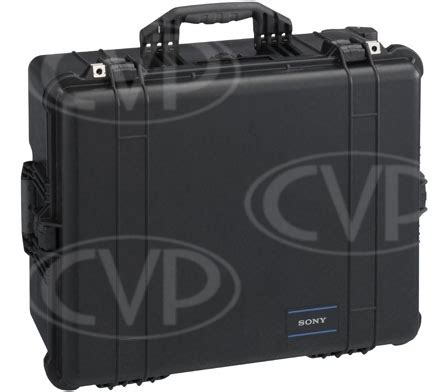 sony lch gt1bp (lchgt1bp) hard carry case for dsr pd170p