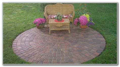 Patio Paver Kits Home Depot Patios Home Furniture Paver Patio Kits