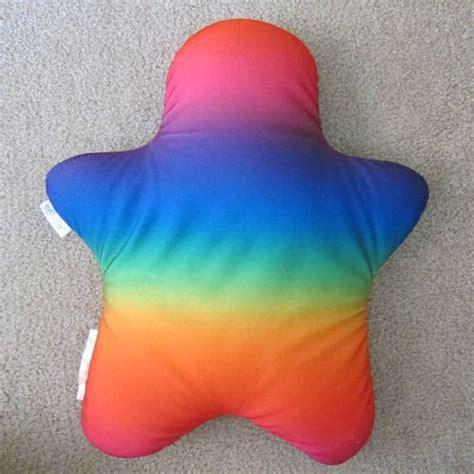 Sqüsh Pillow by Sqush Squish Hug Pillow Rainbow Person Tye Dye