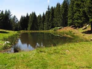 Small Lake Home Plans The Small Lake Just Above Mornera Photos Diagrams