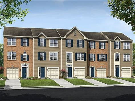 ryland townhomes floor plans tydings townhome floor plan in randallstown md ryland homes