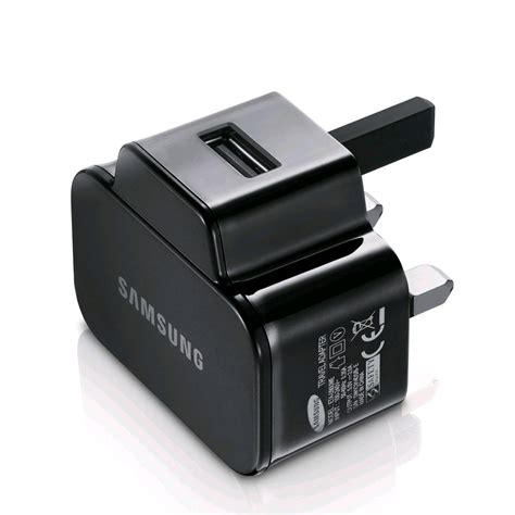 Samsung Charger Samsung Travel Charger Uk 2a Black Expansys Uk