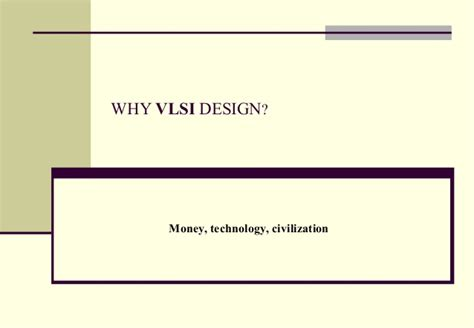 vlsi layout design ppt vlsi design and fabrication ppt