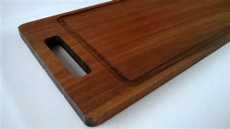regalar muebles usados tabla para asado en madera dura ideal para regalar 1