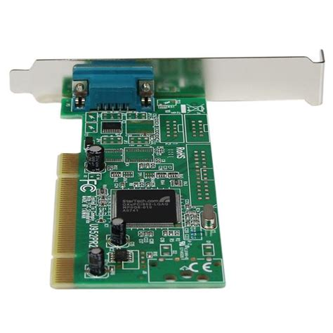 serial port voltage 1x pci serial adapter card dual voltage pci serial cards