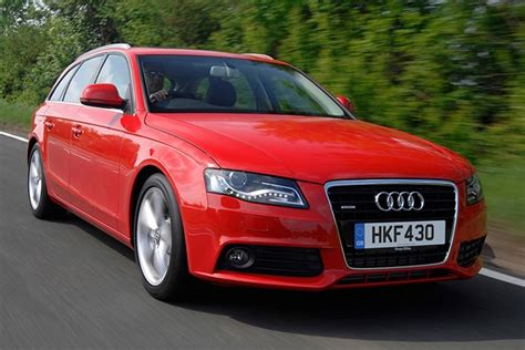 Audi A4 Price Used by Audi A4 Avant From 2008 Used Prices Parkers