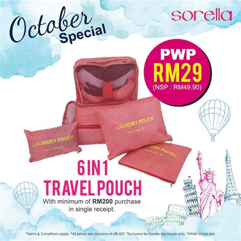 Paket October Special 18 sorella october 2016 special sunway giza mall