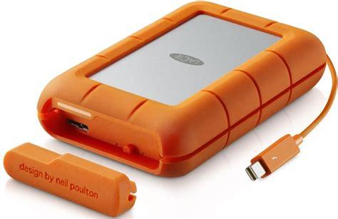 la cie rugged unveils designer mirror drive new rugged raid thunderbolt drive mac rumors