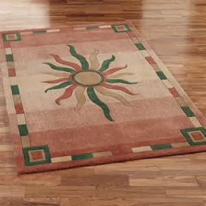 Southwestern Bathroom Rugs Solaris Southwest Area Rugs