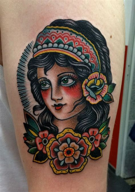 american gypsy tattoo 25 best ideas about traditional tattoos on