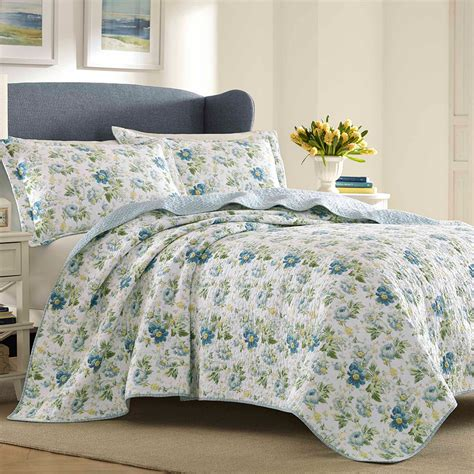 Garden Quilt Set by Peony Garden Quilt Set From Beddingstyle