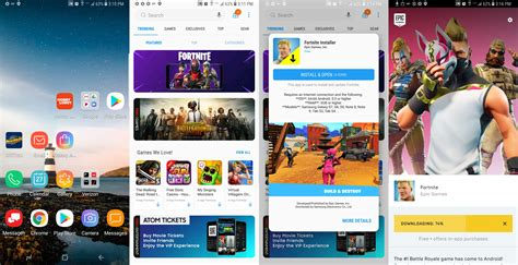 fortnite installer here s how to install fortnite for android