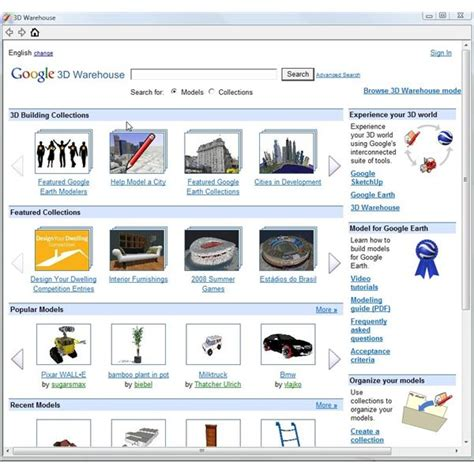 google sketchup self paced tutorial google sketchup 6 how to create edit objects in 3d