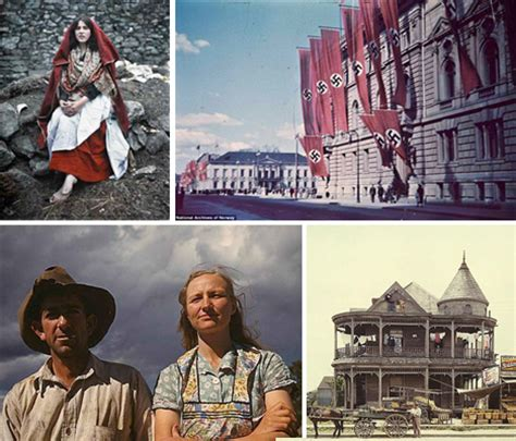 rare visions of the past: 30 old color photographs | urbanist