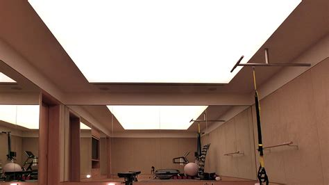 Backlit Ceiling by Illuminated Ceilings Spanlite