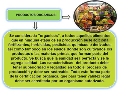 banano organico definicion de productos organicos