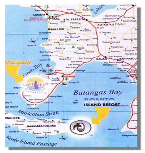 san jose tagaytay map vistamar resort location map travelsmart net