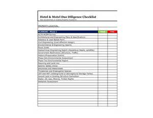 hotel maintenance checklist template best photos of hotel preventive maintenance checklist