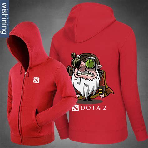 Kaos Dota 2 Sniper Size Xl Tshirt Dota2 022 dota 2 sniper hoodie black zip up sweatshirt for mens wishining