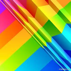 Colorful Designer by 4 Designer Colorful Origami Background Design Vector