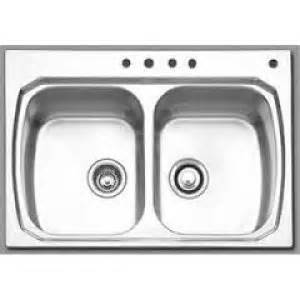 Oliveri Kitchen Sinks Oliveri 863 4 33 Quot Top Mount Four Equal Basin Kitchen Sink Stainless Steel