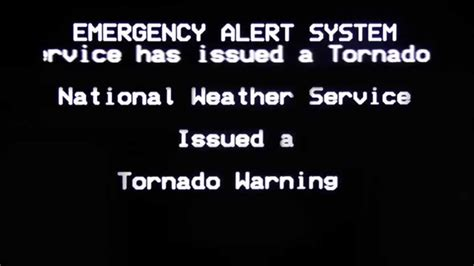 New Tv Alert by The Emergency Alert System The Explosive History Of