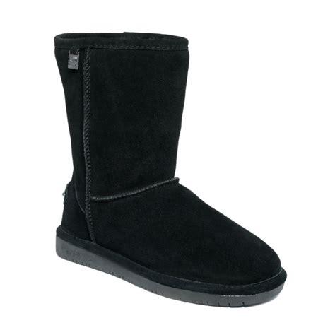 macy s paw boots black uggs macys