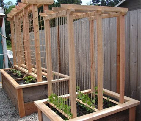 building a garden trellis homemade trellis ideas my journey