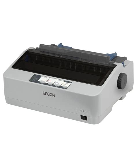Printer Epson Lx 310 Dotmatrix epson lx 310 dot matrix printer pearlblue tech