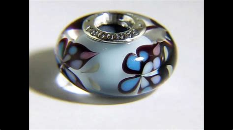 Butterfly Silver Charm With Light Blue Murano Glass P 6 pandora blue butterfly murano glass charm 791622