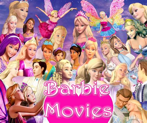 film of barbie barbie movies from 2001 to 2015 youtube