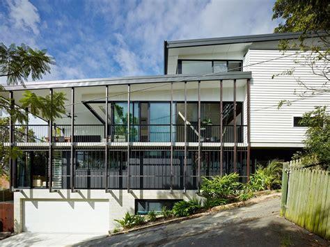 Queenslander Floor Plan Creative Design Solutions Implemented In Modern House On A