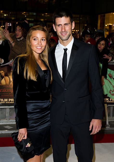 Heath Hints At A Marriage by Novak Djokovic Hints At Wedding