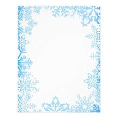 1000 Images About Christmas Stationary On Pinterest Christmas Stationery Letterhead And Free Snowflake Stationery Template