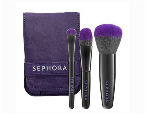 Morphe Brushes Set 685 6 Travel Brush Set travel makeup brushes set style guru fashion glitz style unplugged