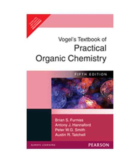 practical organic chemistry classic reprint books vogel s textbook of practical organic chemistry buy vogel