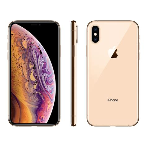 iphone xs max 64gb oro r9 telcel